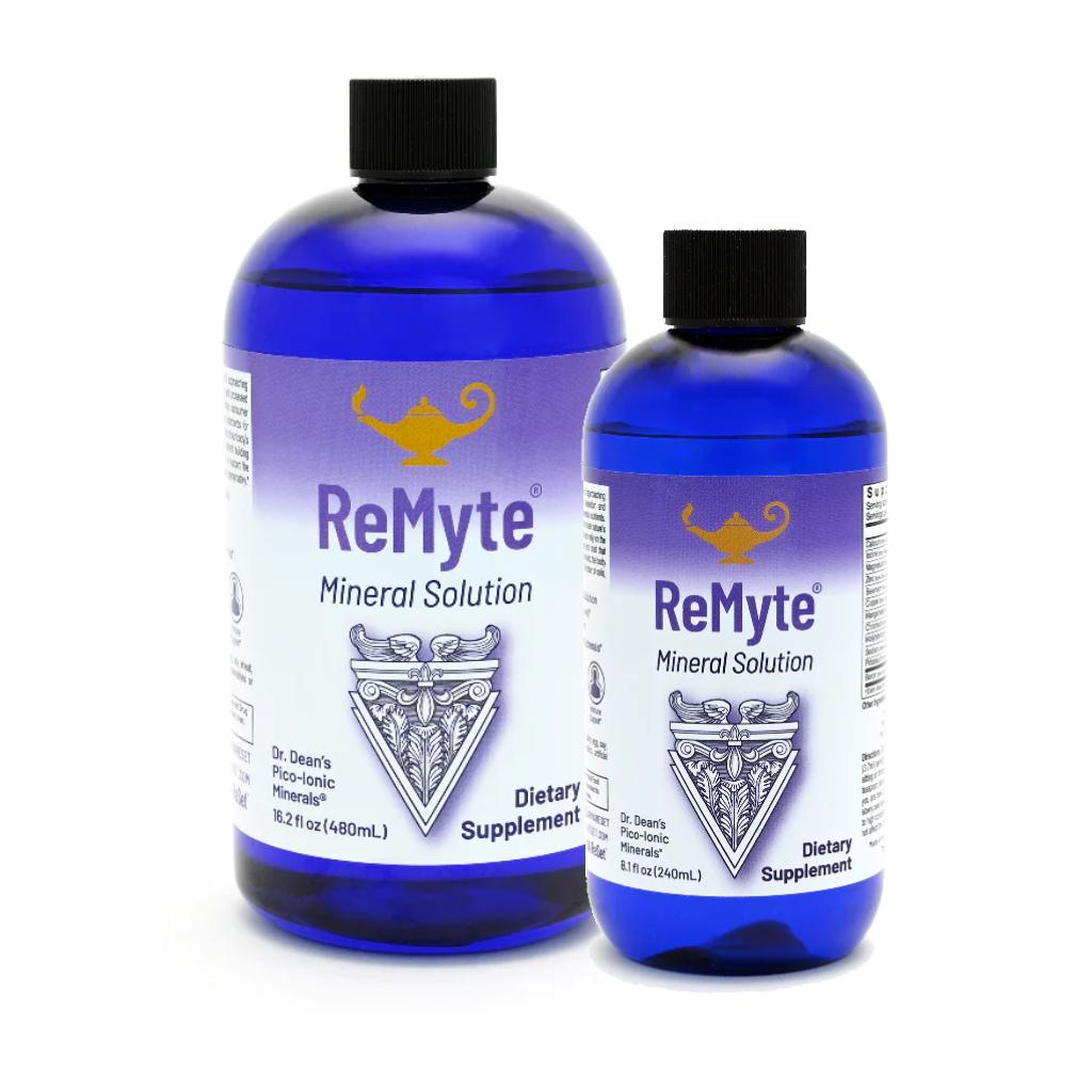 ReMyte® Minerálny roztok | Piko-ionový multiminerálny roztok Dr. Deanovej